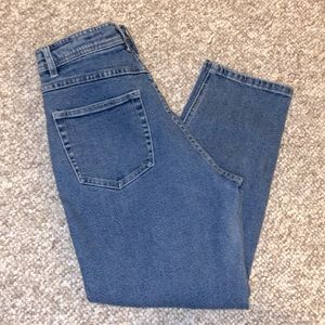 Bill Blass vintage mom jeans high rise tapered leg